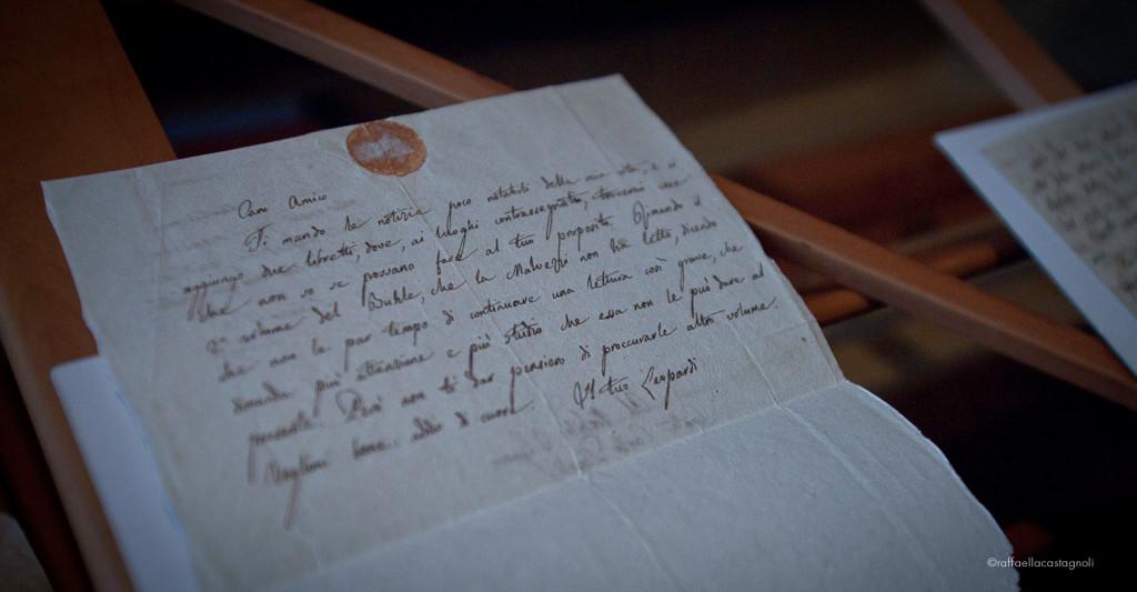 scrivici una lettera