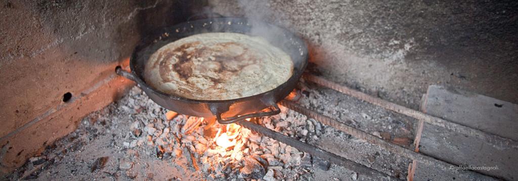 prodotti tipici della Lunigiana - il testarolo